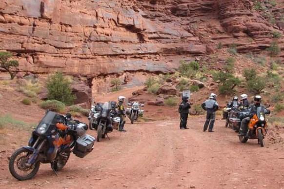 Moab Desert Ride 2015