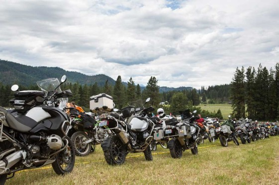 Touratech Rally Adventure Bikes