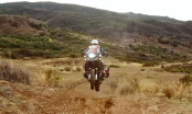 Jim Hyde RawHyde Ranch Jumping the R1200GS Adventure