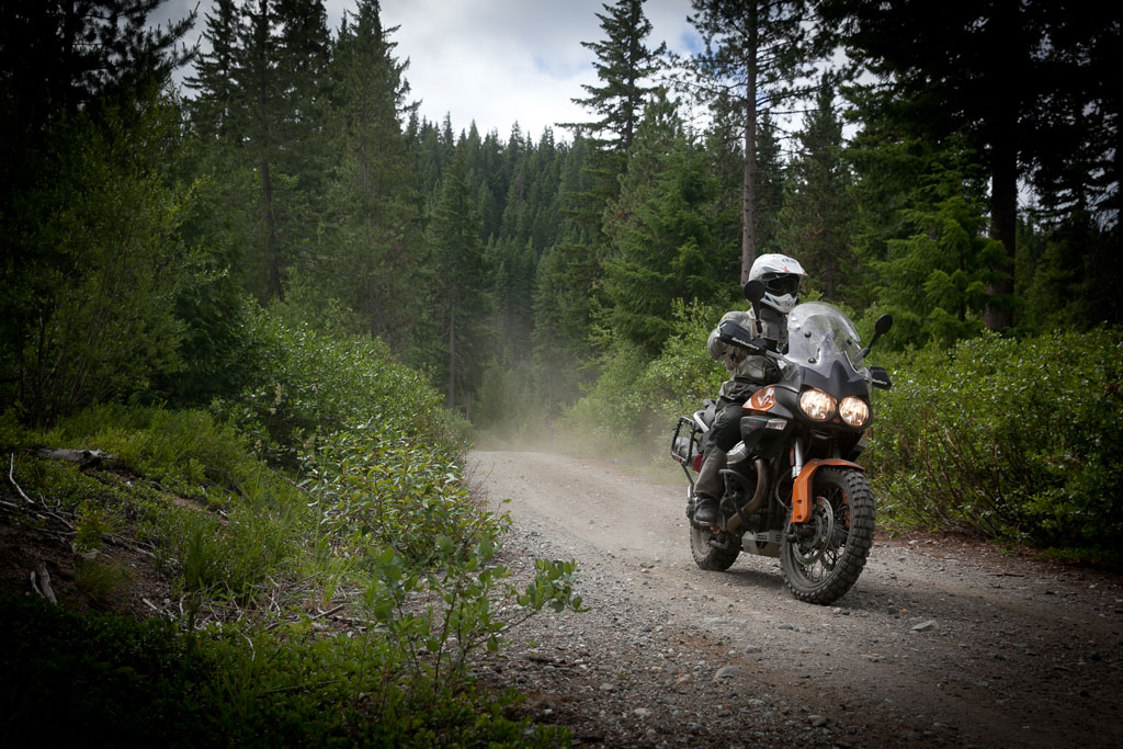 Honda Pacific Coast >> Experience the Pacific Northwest at the Touratech Rally ...