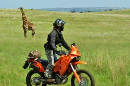 African Motorcycle Safari