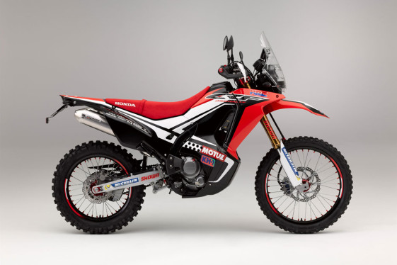 250cc honda adventure bike crf250 rally