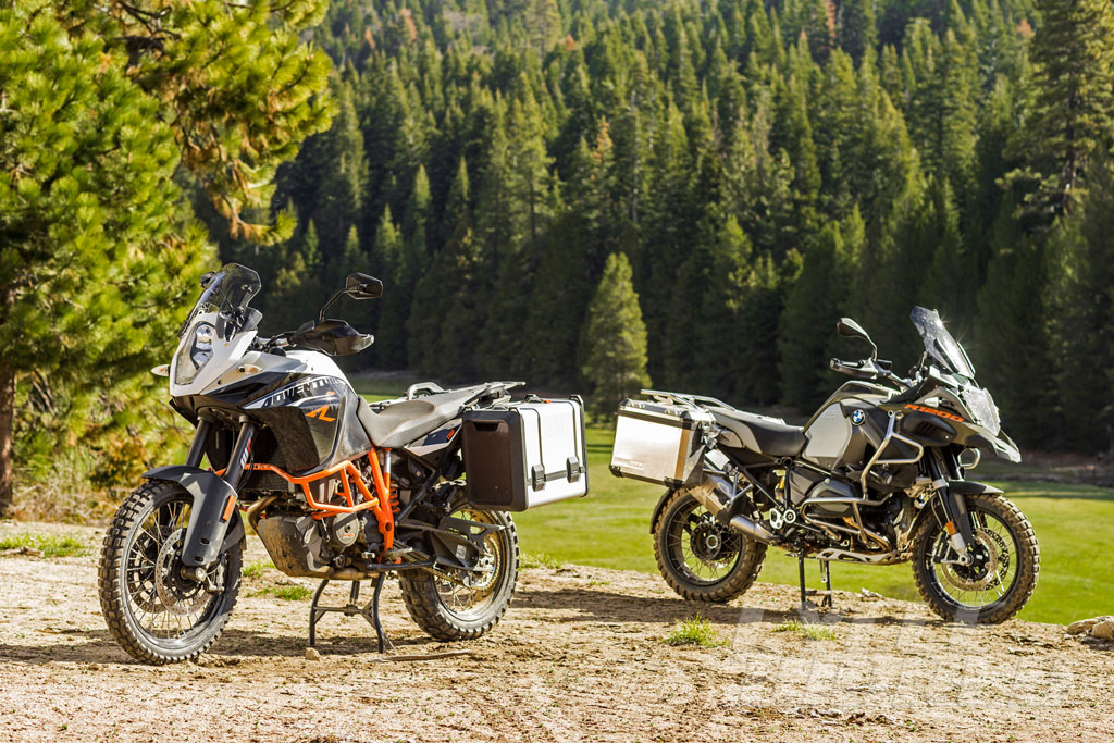 long term test highlights ownership cost of bmw and ktm adv pulse