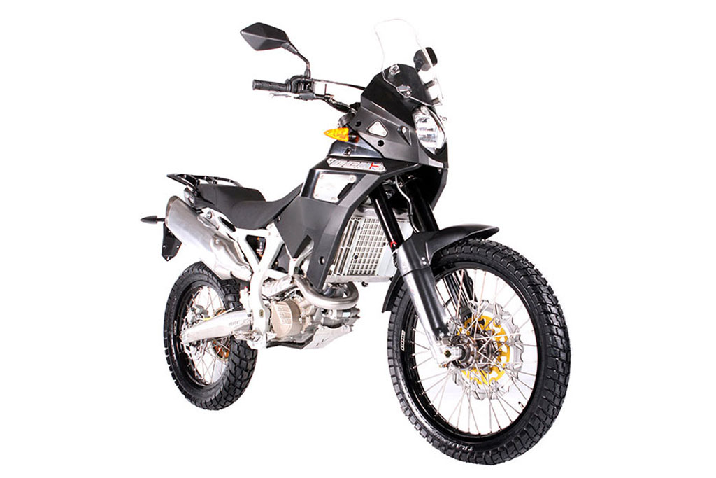 Is The Ccm Gp450 Adventure The Answer For Shorter Riders
