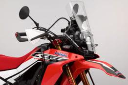 crf250 rally fuel tank windscreen