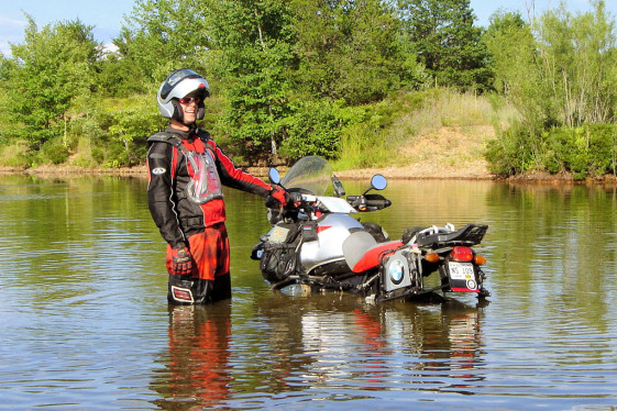 A failed water crossing could lead to a survival situation.