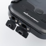 iPhone 5 motorcycle case plug ports
