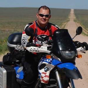James Pratt Moto-Journalist
