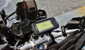 motorcycle iphone 5 mount