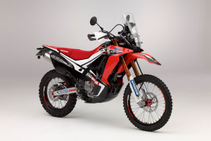 new-honda adventure bike crf250 rally