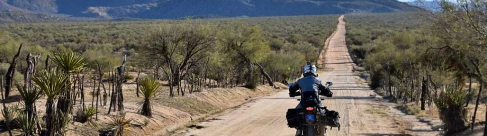 KTM 1190 Adventure in Baja Mexico
