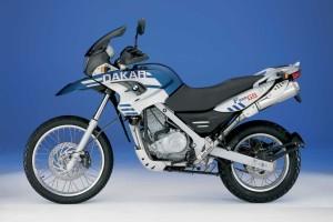 BMW F650GS Dakar used adventure motorcycles