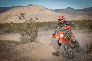 Erez Avramov Dakar Rally Training