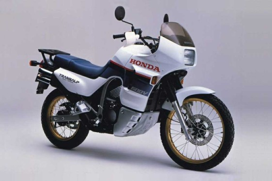 Best used Adventure Motorcycle - Honda Transalp