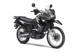 Kawasaki KLR650 budget used adventure motorcycle