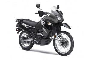Kawasaki KLR650 budget used adventure motorcycle