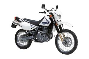 Suzuki DR650SE used adventure motorcycles