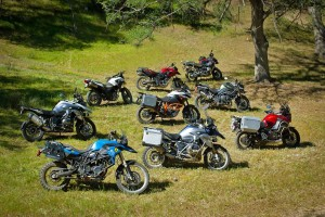 adventure motorcycle demo rides