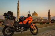 Alex Chacon visits the middle east