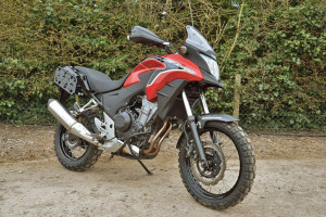 cb500x off-road upgrades