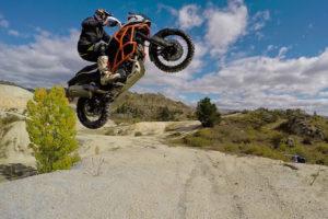 Chris Birch KTM 1190 Adventure R