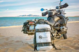 Giant Loop Columbia Dry Bag - motorcycle tail bags