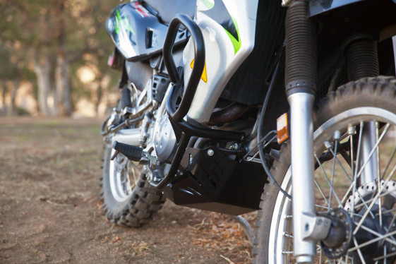 KLR 650 Crash Bars