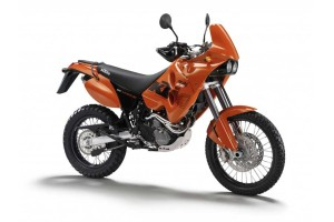 ktm lc4 640 adventure motorcycle for sale