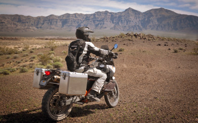 Touratech makes some of the best looking motorcycle panniers.