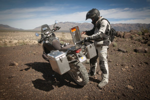 Touratech panniers heavy duty latches