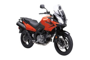 V-Strom DL650 adventure bike for sale