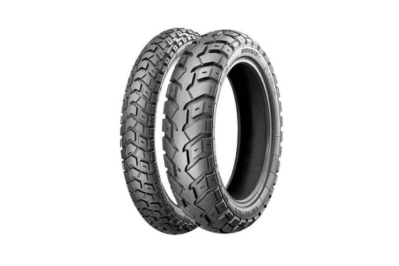 Heidenau K60 Scout dual sport motorcycle tire