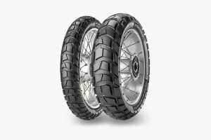 Metzeler Karoo 3 dual sport tire