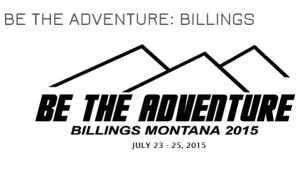 Be the Adventure 2015