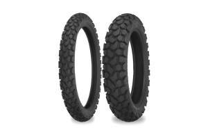 Shinko 700 series 50/50 dual sport tires
