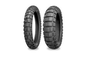 Shinko E-804 and E-805 Big Block dual sport tire