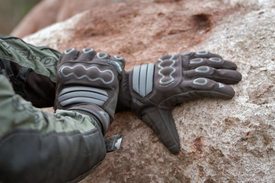 Dainese Veleta waterproof dual sport glove