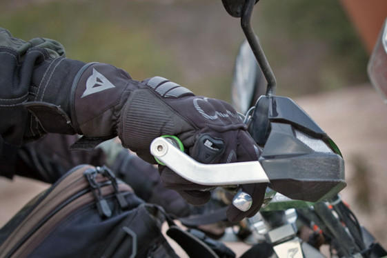 Dainese dual sport gloves