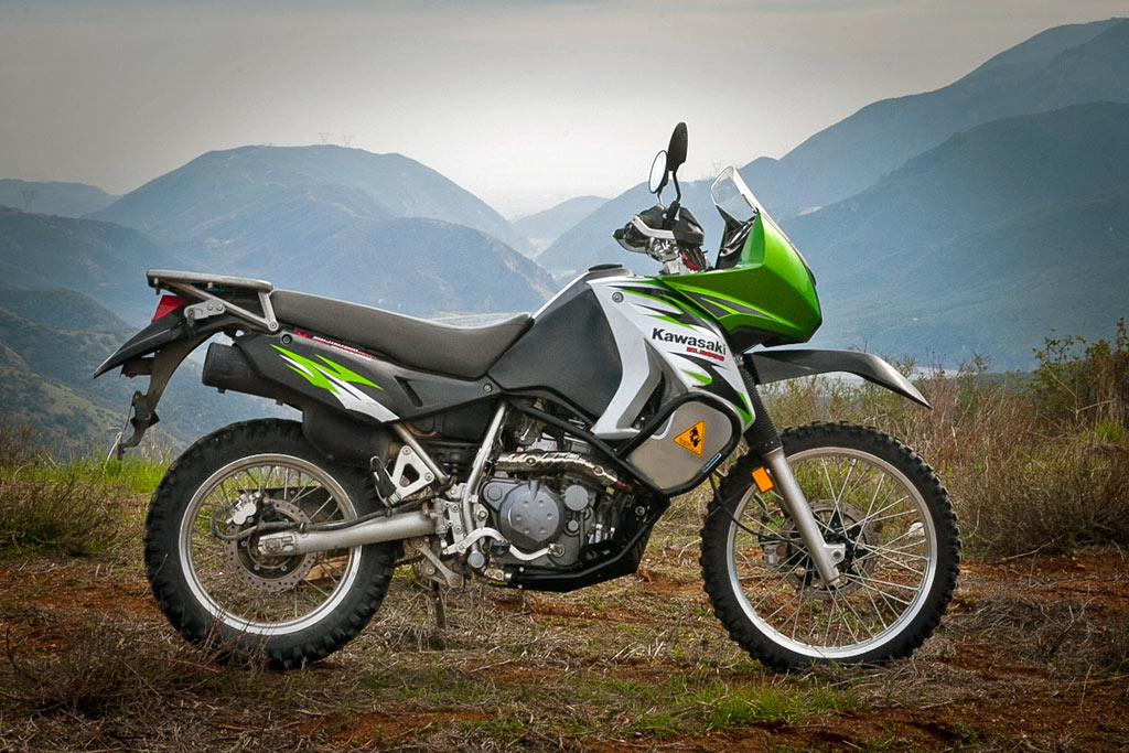 SW-Motech's KLR 650 Crash Bars and Guards Review