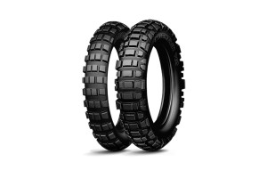 Michelin T63 50/50 dual sport tires