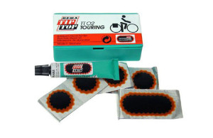 motorcycle inner tube patch kit
