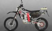 2015 Christini Motorcycles AWD 450 Explorer