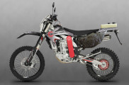 2015 Christini Motorcycles AWD 450 Explorer