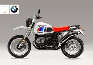 BMWR 120-PD SPIRIT