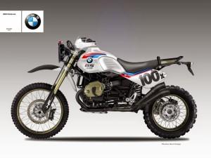 BMW R1200 BAJA