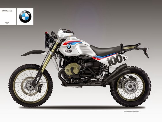 Best Dual Sport Motorcycle Concept: BMW R1200 BAJA