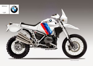 BMW R1200GS HUBERT CONCEPT