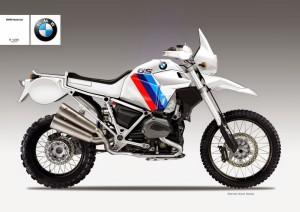 BMW R1200GS HUBERT CONCEPT