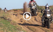 BMW GS Safari Enduro in the Australian Outback