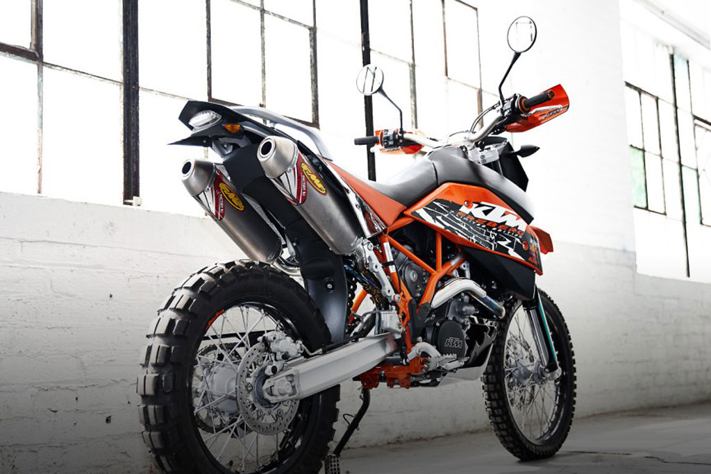 KTM-950-super-enduro-donor-bike - ADV Pulse